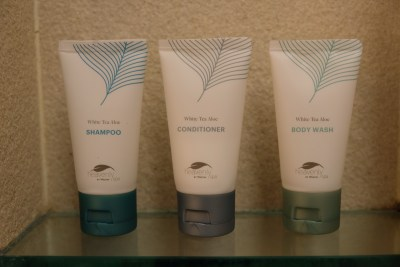 The Westin Mumbai Garden City At Goregaon East, Mumbai - Complimentary Shower and Hair Gel