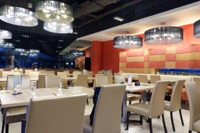 Earle Swensen's - Grill. Salad. Gelato. At VivoCity - Interior
