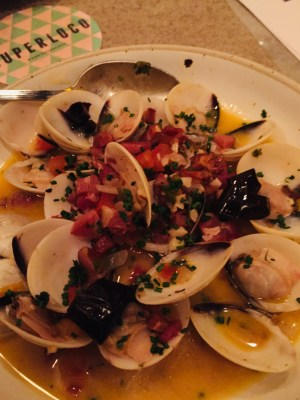 The Loco Group, A Mexican Food and Craft Beer Paradise - Almejas ($16)