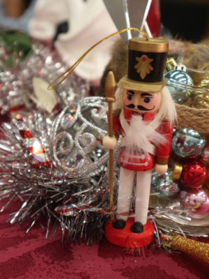 Santa's Christmas Circus Festive buffet at Mercure Singapore Bugis - A Christmas Toy Soldier