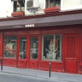 Les Saisons Paris In Opera, Awarded Michelin Plate 2018 - Facade