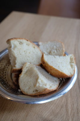 Clement Marot In Lille, Another Restaurant In The Michelin Guide - Complimentary Bread