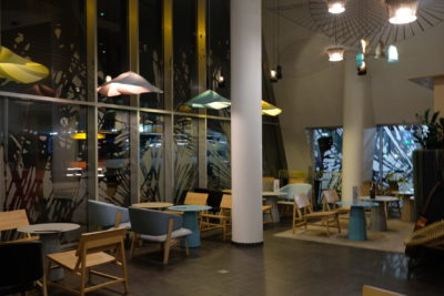 Hotel Novotel Suites Gare Lille Europe Atrocious Service Ever – Lobby, another view