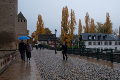 Strasbourg Travel, Must See & Do, Must Eat in 28 Hours - Ponts Couverts