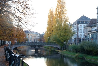 Strasbourg Travel, Must See & Do, Must Eat in 28 Hours - A morning view