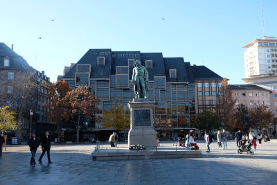 Strasbourg Travel, Must See & Do, Must Eat in 28 Hours - Kléber square