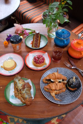TBB Safari, Fifth Tiong Bahru Bakery Outlet - Breakfast