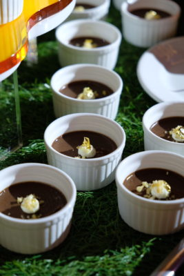 The Carvery's Festive Forest Feast At Park Hotel Alexandra - Spiced Chocolate Pots and Creme