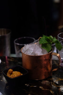 Flying Monkey's New Cocktail Menu With Indian Elixir And Spices - India 47 ($18)