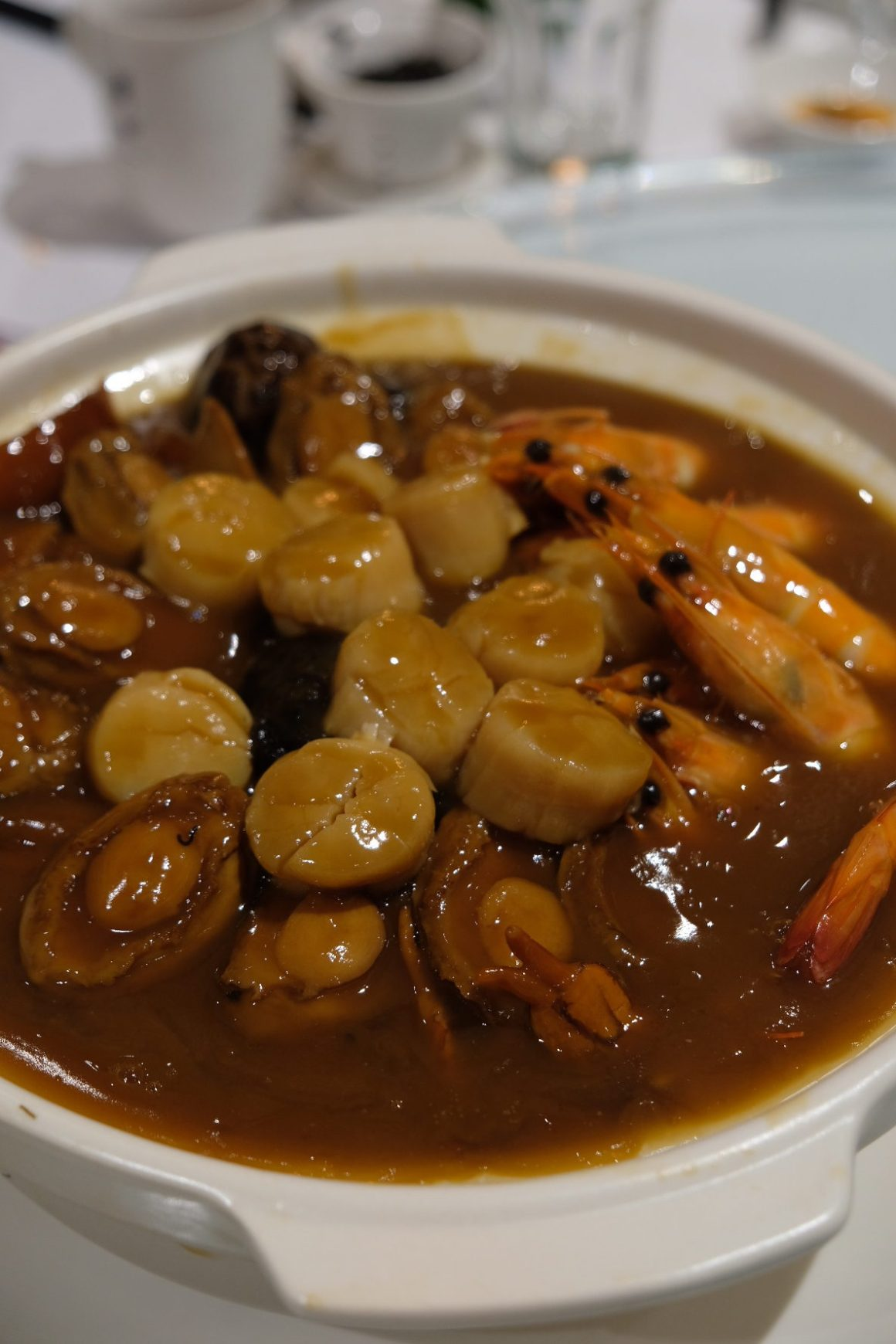 "Best restaurants For Your Chinese New Year 2019 Reunion Dinner In Singapore - Putien, ""Pot of Goodies"""