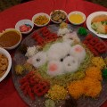 Best restaurants For Your Chinese New Year 2019 Reunion Dinner In Singapore - Amara Singapore Yu Sheng for the Year of Pig