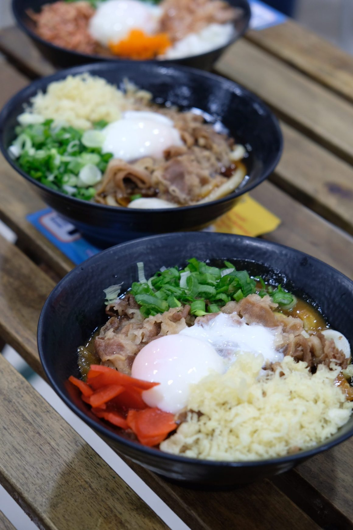 2019 Top 5 Udon At Tamoya Udon Singapore - Curry Beef Onsen Udon
