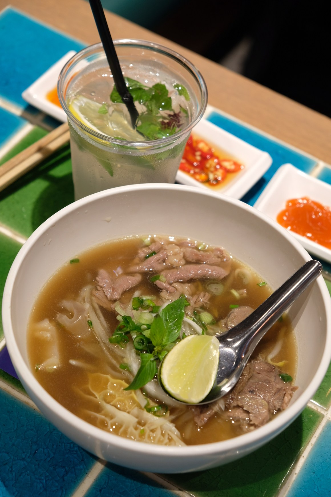 First-Ever Pho Day By Pho Street Going At SGD 0.60 per bowl - Signature Pho Beef Combination