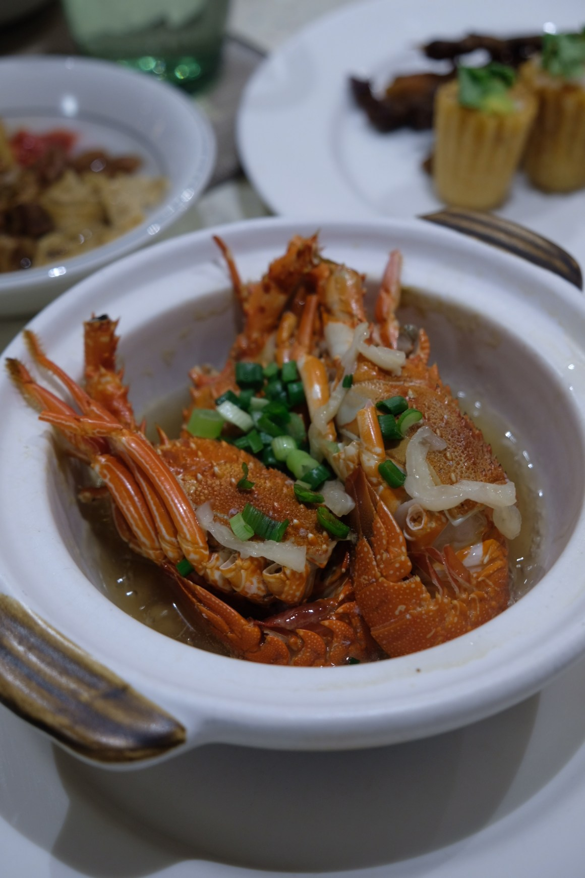 Heritage Flavours and Premium Madness Buffet At Ginger, PARKROYAL On Beach Road - Rock Lobster
