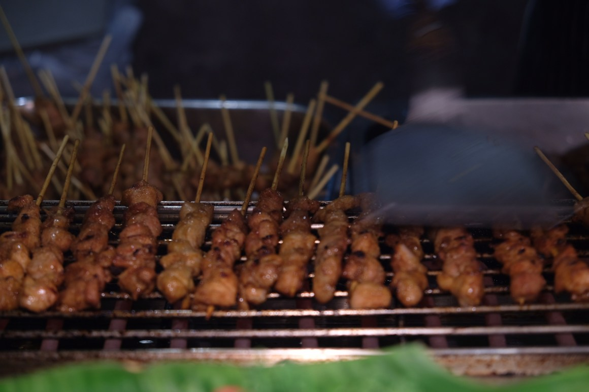 Heritage Flavours and Premium Madness Buffet At Ginger, PARKROYAL On Beach Road - Satay