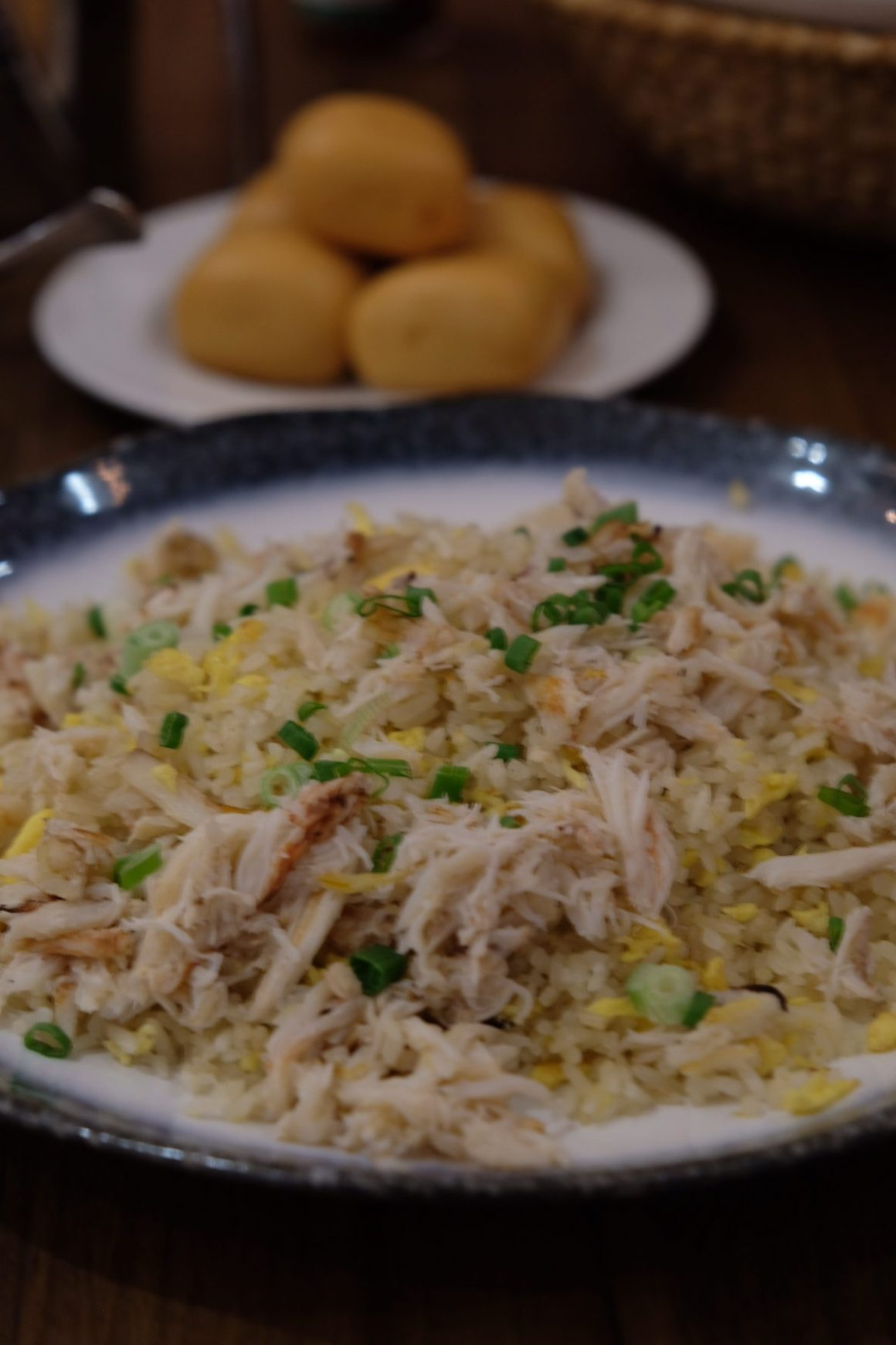Brand New Crab Menu By Pince & Pints - Crabmeat Fried Rice ($18)