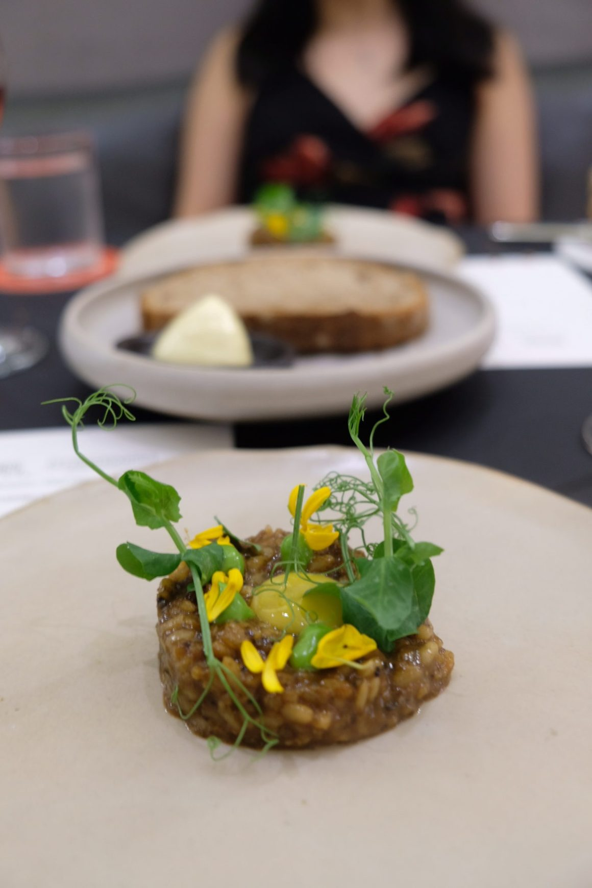 100 Gourment March 2019 Edition: Chef Aitor Jeronimo Orive x Visiting Chef Oldrich Sahajdak At Basque Kitchen By Aitor - Oxtail Bomba Rice