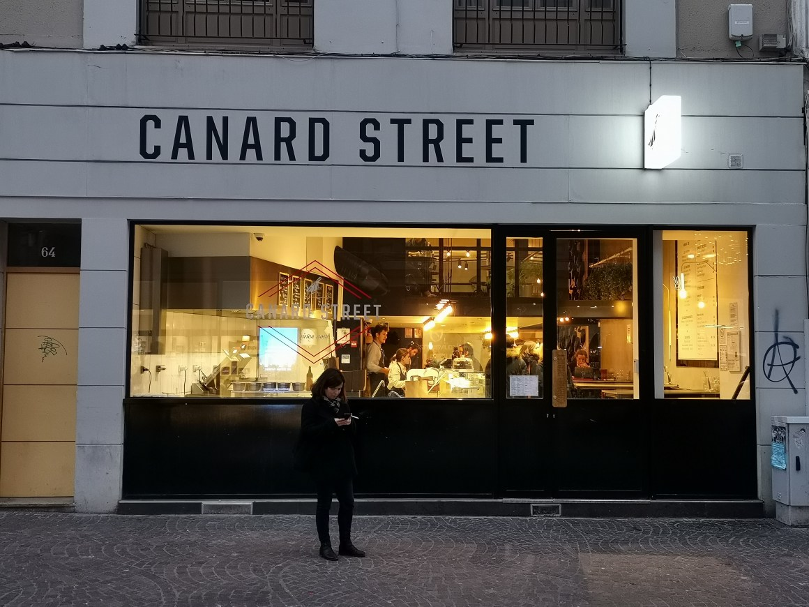 Canard Street, All About Duck At Lille - Facade