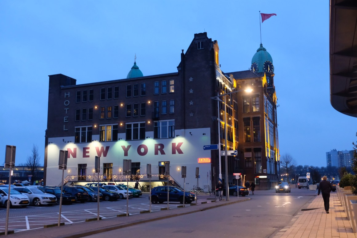 A Weekend At Rotterdam - Hotel New York