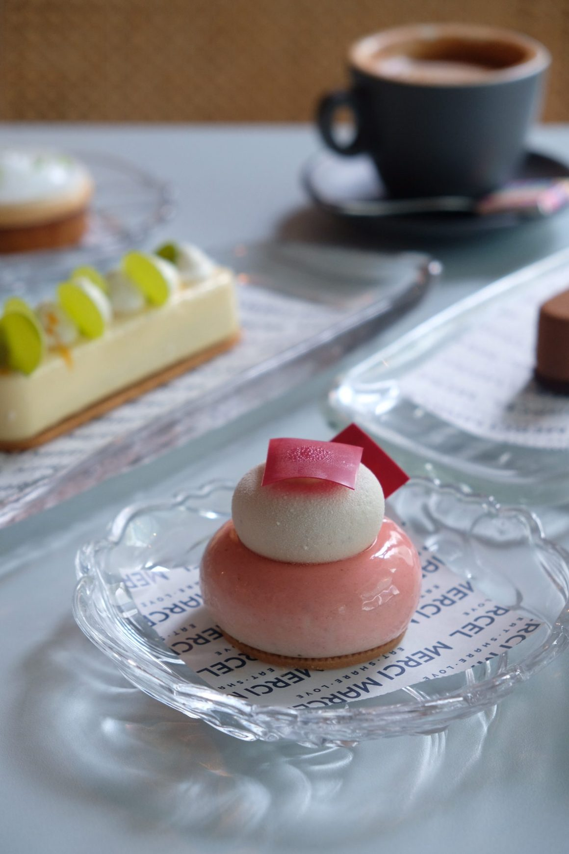 Merci Marcel x A Summer In Paris Offers 4 French Patisserie - Folie Douce ($13)