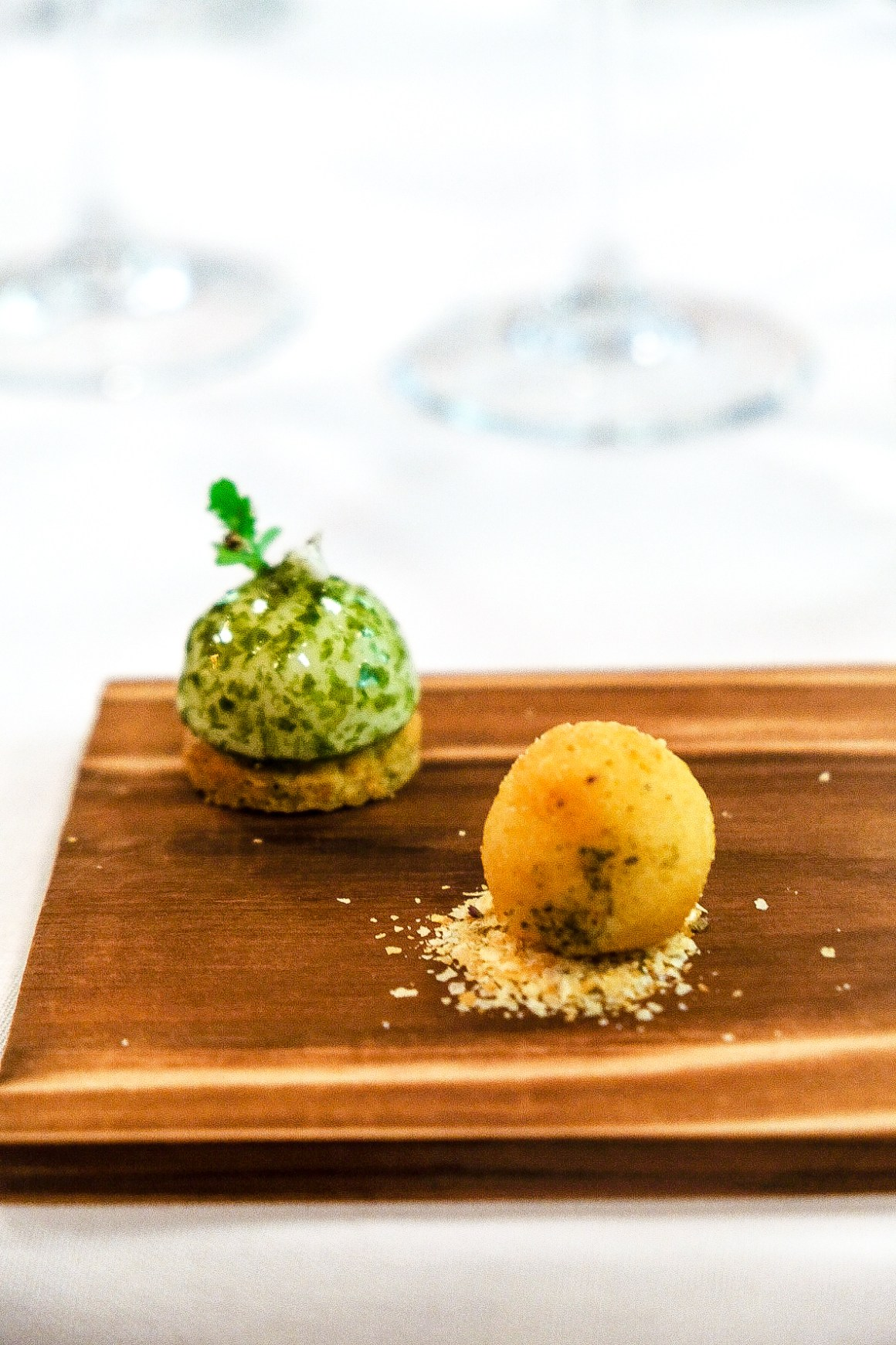 Restaurant Jag Celebrate Earth Day With Spring Produce - Canape