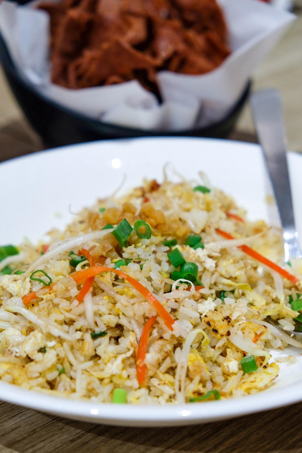 Salted Fish Fried Rice