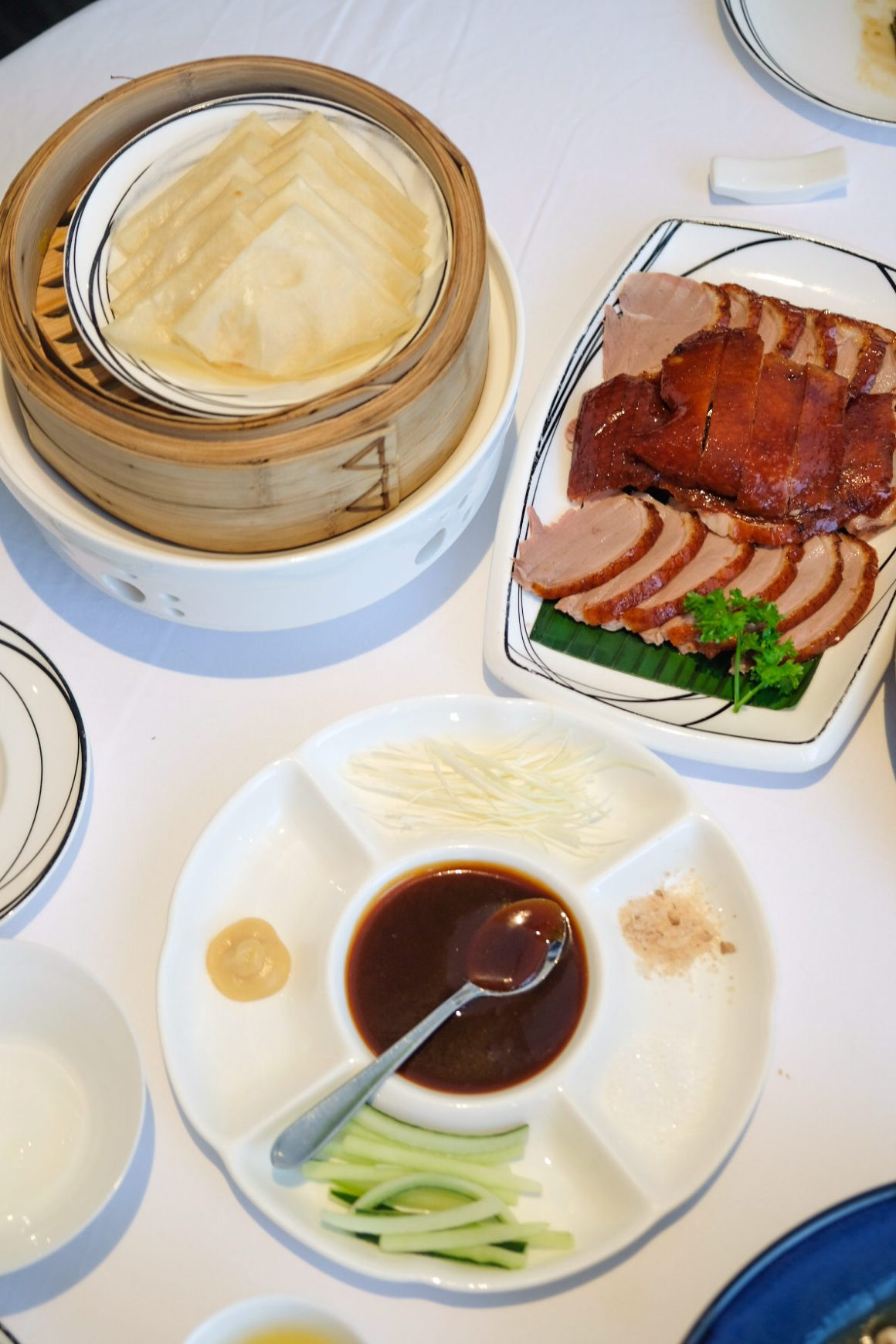 Forbidden Duck Singapore By 3 Michelin Stars Chef Alvin Leung - Forbidden Duck 鴨大哥 ($48-half/$78-whole)