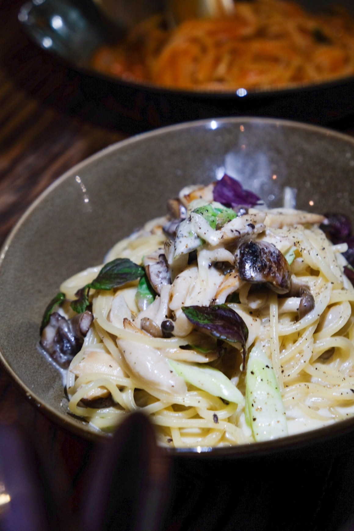 Farmers And Chefs Serving Hearty Wholesome Food - Truffle Mushroom Cream ($14)