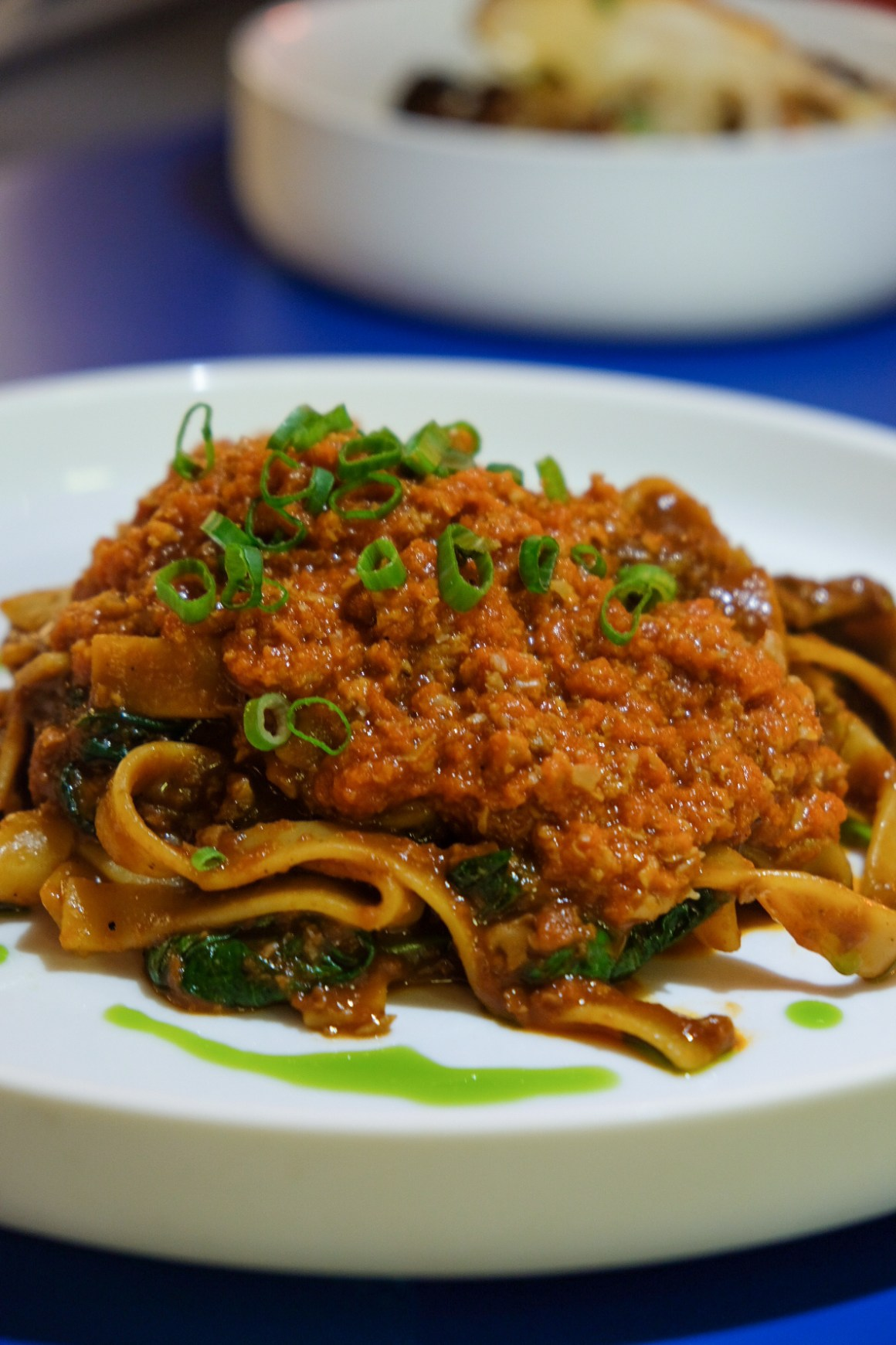 The Garden Club Serving Healthy Food At Downtown Gallery - Garden Ragu Fettucine ($15)