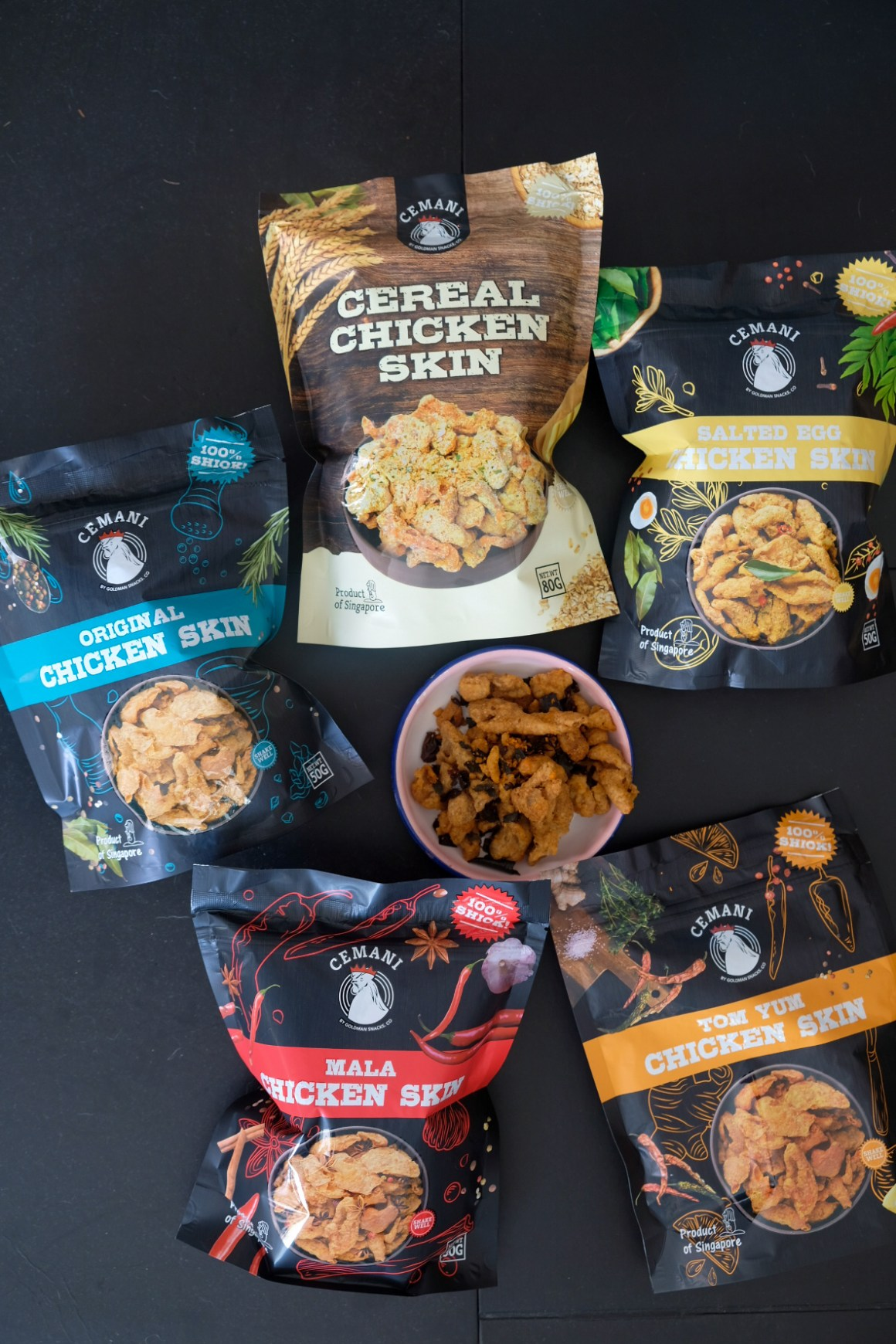 New Year Goodies 2020 Recommendation - Cemani