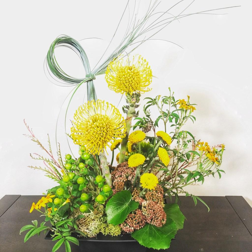 Naturalistic Floral Design
