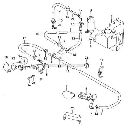Motor Vw Golf 4 Tdi VW Golf 2 TDI Wiring Diagram ~ Odicis