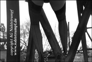 Iron stockings