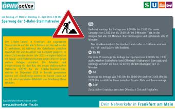Fakten-Check Ersatzverkehr