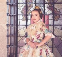 Rebeca Martínez García, Reina del Fuego Infantil