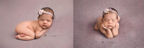 Fotografía de recién nacido en Valencia