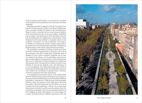Ecological Urbanism Mohsen Mostafavi Gareth Doherty
