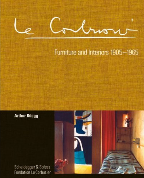 Le Corbusier Furniture and Interiors 19051965 The