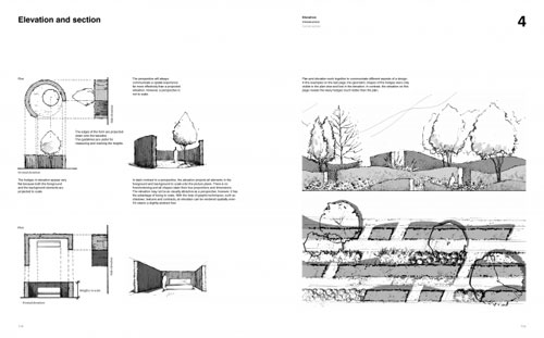 Drawing For Landscape Architects. Construction and Design