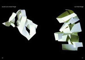 Folding Architecture Spatial Structural and