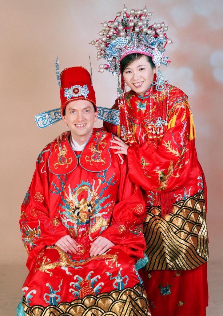 Taiwan Traditional Wedding