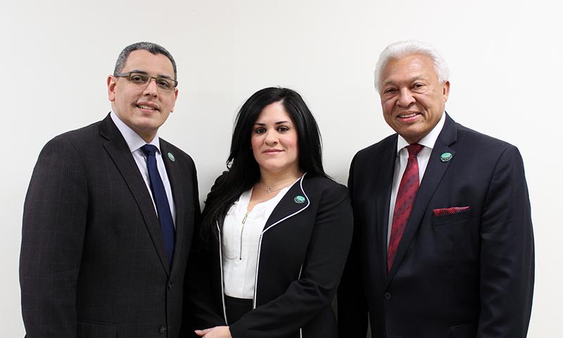 Eduardo, Shameeka & Richard