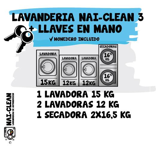 Instalación NAI-CLEAN 3