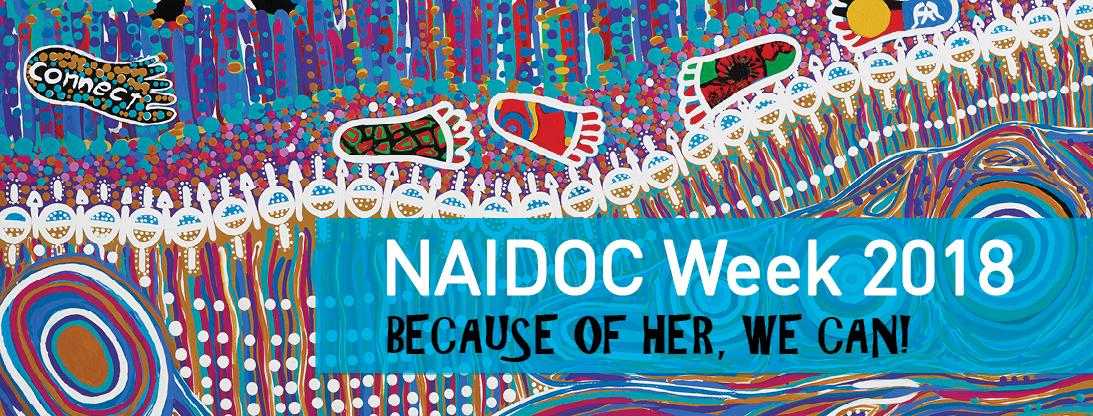 NAIDOC Logo and Banners  NAIDOC