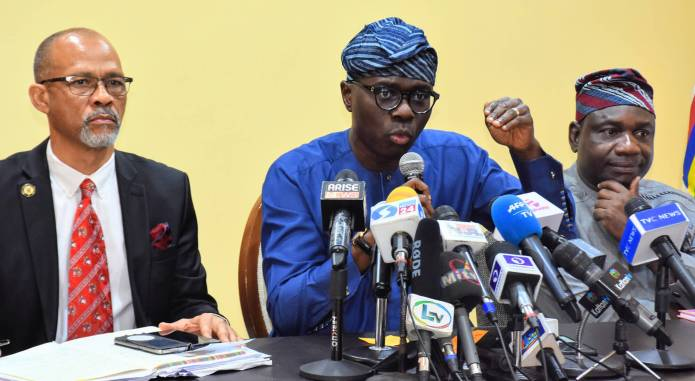COVID19:Public schools to remain closed as  Sanwo-Olu rolls out new measures to ease lockdown
