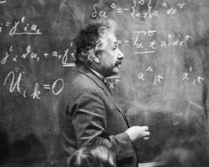 Einstein Was a Refugee. We Need More Like Him Now.
