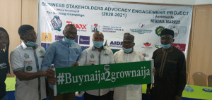 NGO inaugurates campaign for Made-in-Nigeria products