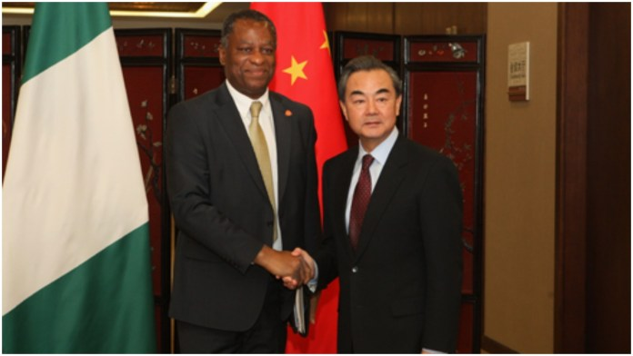 Chinese Foreign Minister Wang to visit Nigeria in Jan