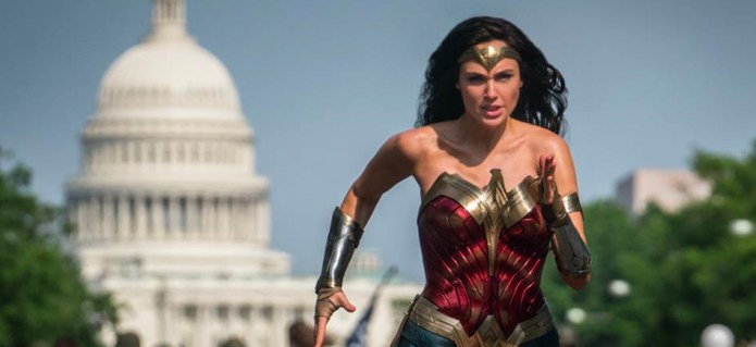 'Wonder Woman' box office hits a pandemic high in cinema, streaming showdown