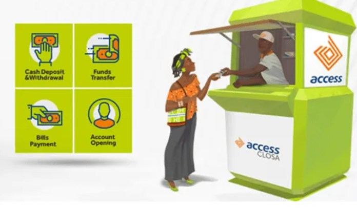 Access Bank unveils 'Closa agents' to capture Nigeria's unbanked and underbanked segments